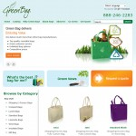 Green Bag website